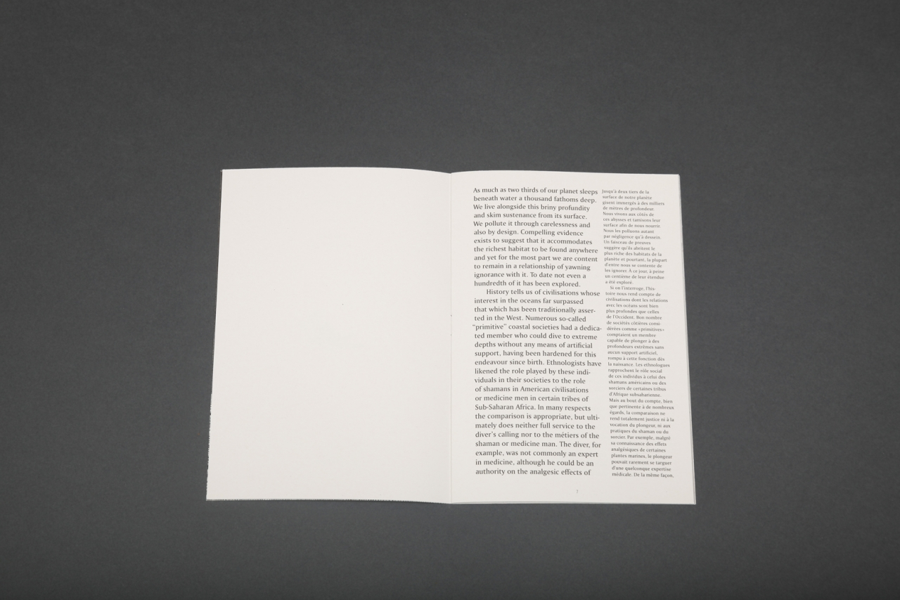MARIE LÉCRIVAIN Graphic Design & Editorial Research –––––––––––––––––––––––––––––––––– Publishing